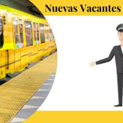 Metrovias nuevas vacantes sumate al mejor equipo de trabajo