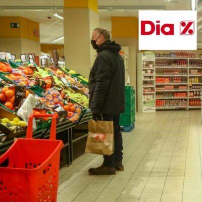 Supermercados Dia oferta nuevas vacantes Repositor,atencion al cliente,cajero